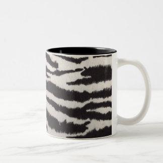 Zebra Fabric Mug