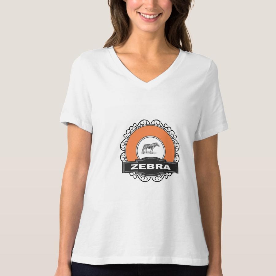 zebra fan T-Shirt - Best Selling Long-Sleeve Street Fashion Shirt Designs