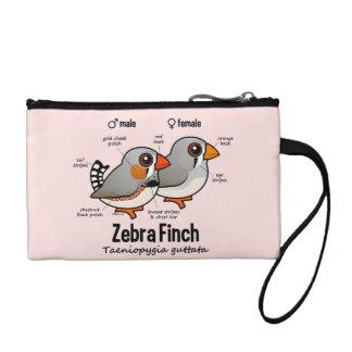 Zebra Finch Statistics Change Purse
