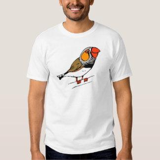 Zebra Finch T Shirt