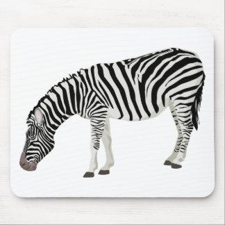 zebra friend family shower party love mouse pad