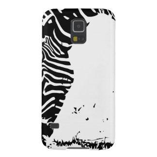 Zebra Grazing Cases For Galaxy S5