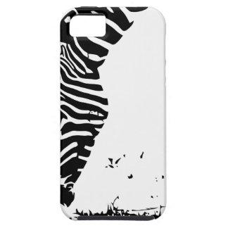 Zebra Grazing iPhone 5 Case
