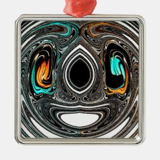 Zebra HAkuna Matata akuna MatataS gifts latest bea Metal Ornament