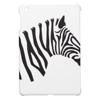 ZEBRA HEAD ART CASE FOR THE iPad MINI
