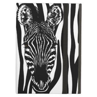 Zebra Head Case For iPad Air