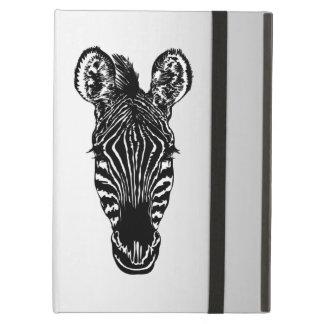 Zebra Head Cover For iPad Air