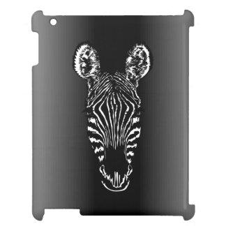 Zebra Head iPad Case