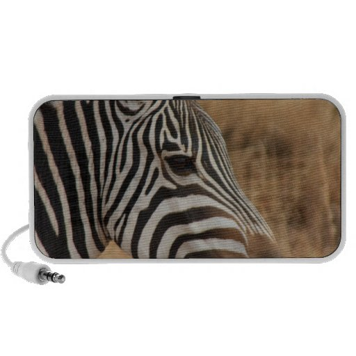 Zebra Head Mini Speaker