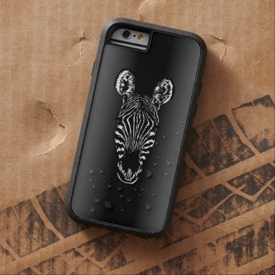 Zebra Head Tough Xtreme iPhone 6 Case