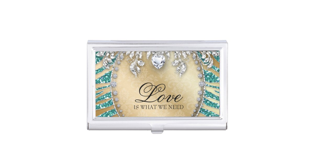 Attractive Bling Business Card Holder Picture Collection - Business ...