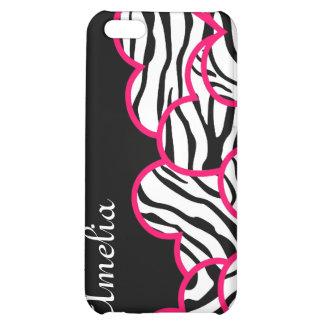Zebra hearts  iPhone 5C cover