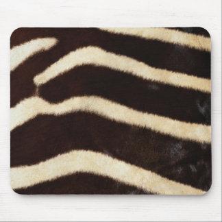 Zebra Hide Mousepads