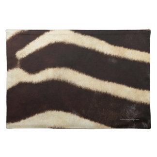 Zebra Hide Placemat