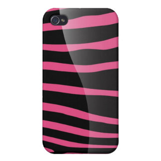 Zebra i cover for iPhone 4