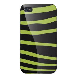 Zebra i iPhone 4/4S cover