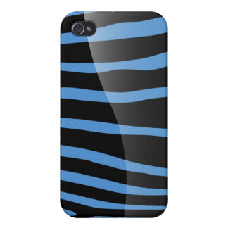 Zebra i iPhone 4 cover
