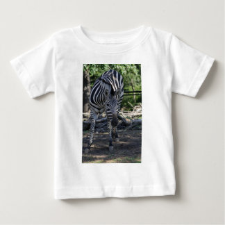 zebra Infant Tshirt