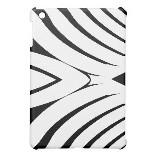 Zebra iPad Mini Covers