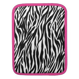 zebra ipad sleeve