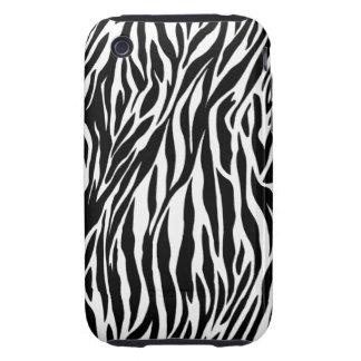 zebra iphone 3 tough case