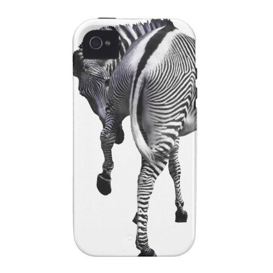 zebra iPhone 4/4S cover