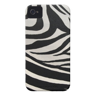 Zebra iPhone 4 Case-Mate Case
