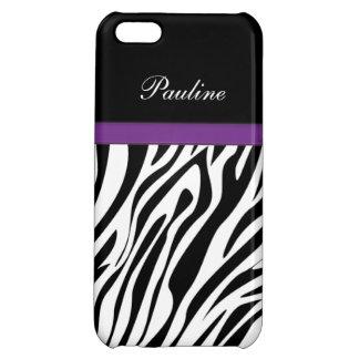 Zebra iPhone 5C Case