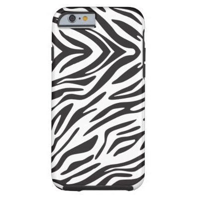 Zebra iPhone 6 case iPhone 6 Case