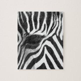 Zebra Jigsaw Puzzles