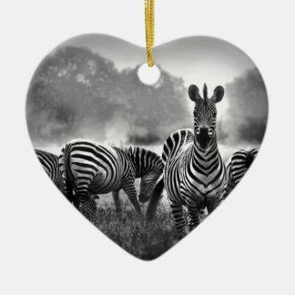zebra.jpg christmas ornaments