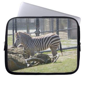 Zebra Laptop Sleeves