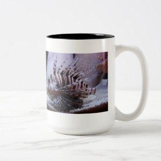 Zebra Lionfish Coffee Mug