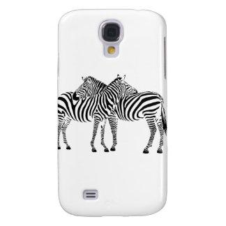 Zebra Love Galaxy S4 Cases