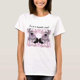 Zebra Love_I'm in a novel tic mood! T-Shirt