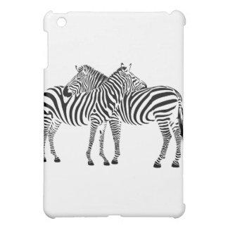 Zebra Love iPad Mini Case