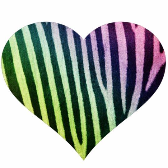 Zebra Love Statuette