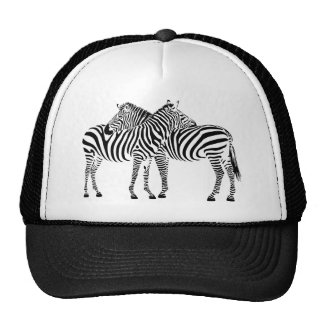 Zebra Love Trucker Hat