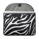 "Zebra Macbook Pro 15"" Sleeve Sleeves For MacBooks"