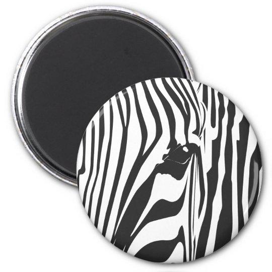 Zebra! Magnet