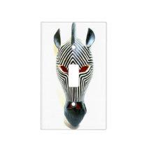 zebra mask cover
