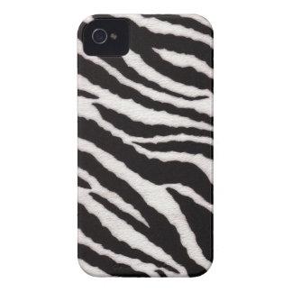 Zebra Me Crazy iPhone 4 Case-Mate Case