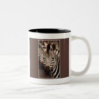 Zebra mugs & cups