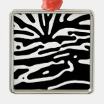 ZEBRA, MULTI, SELECTED, OFFICE, HOME, ELECTRONIC ORNAMENT