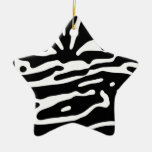 ZEBRA, MULTI, SELECTED, OFFICE, HOME, ELECTRONIC CHRISTMAS ORNAMENTS