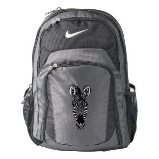 Zebra Nike Backpack