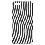 Zebra Optical Effect Case For iPhone 5C