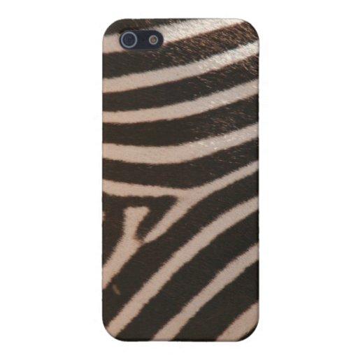 Zebra Pattern iphone 5 Case
