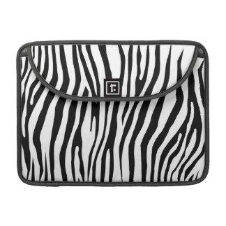 Zebra Pattern MacBook Pro Sleeve