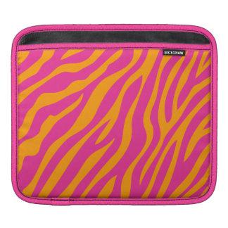 Zebra Pattern Rickshaw Sleeve iPad Sleeves